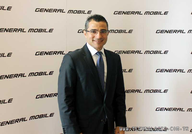 General Mobile Genel Müdür Yardımcısı Şevket Karadayı