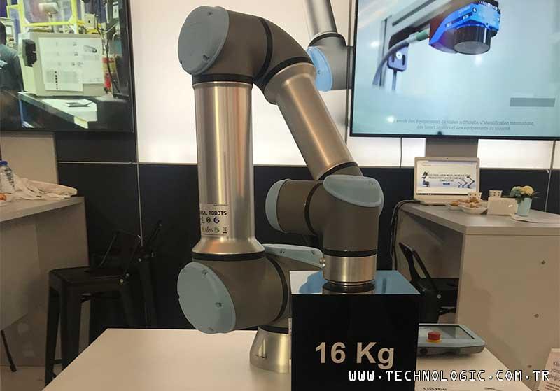 Universal Robots robotlar cobot