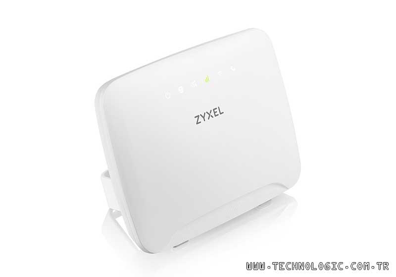 Zyxel modem router