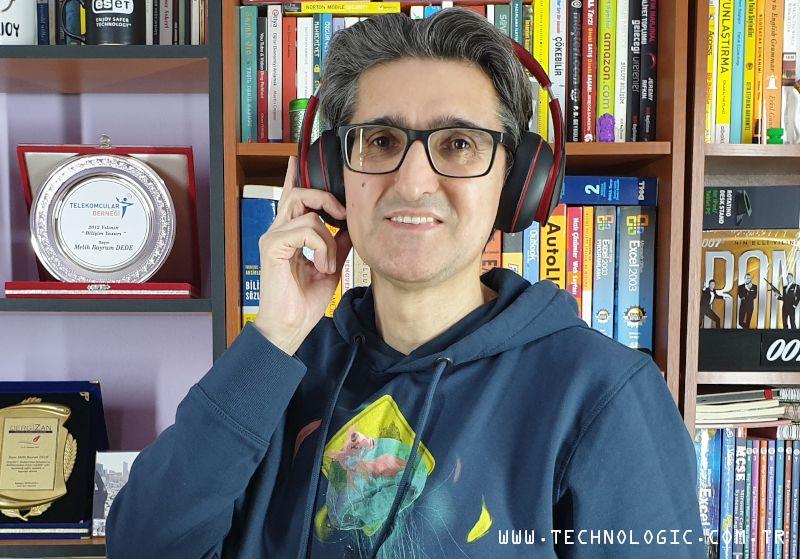 Anker Soundcore Life Q10 Bluetooth Kulaklık incelemesi [Video]