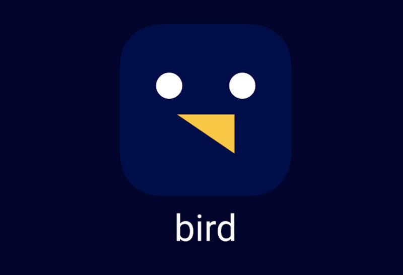 bird reddot