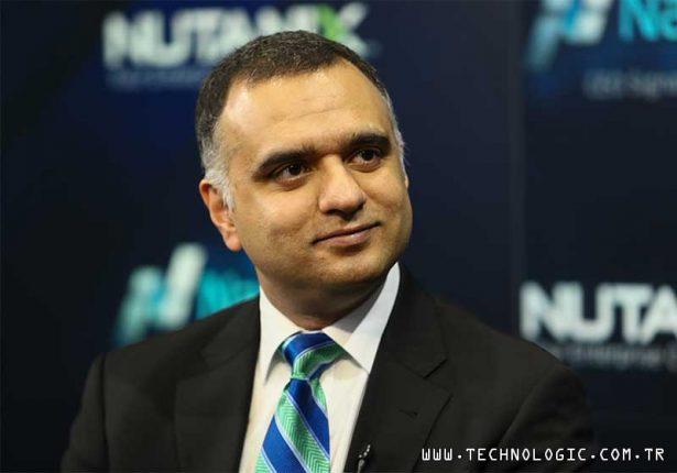 Nutanix Kurucusu ve CEO'su Dheeraj Pandey yapay zekâ