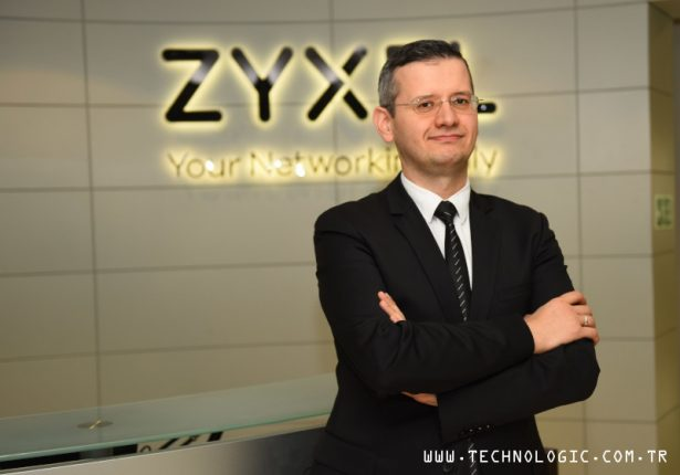 Zyxel Satış Mühendisi Kerem Kırkıç