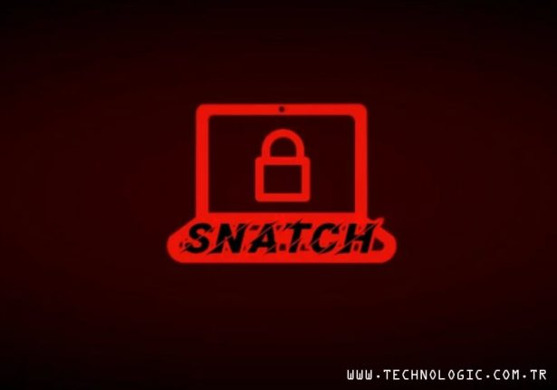 Snatch ransom software