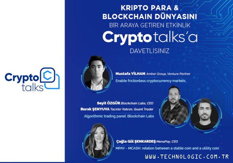 Cyrpto Talks blockchain