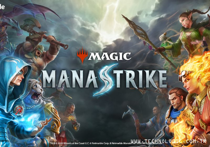 Magic ManaStrike