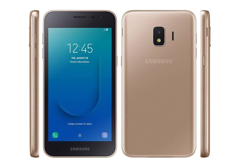 Samsung J2 Ekran