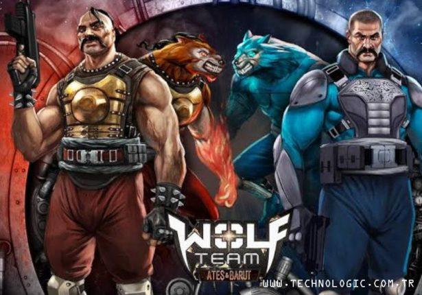 Wolfteam Hayatta Kalma modu