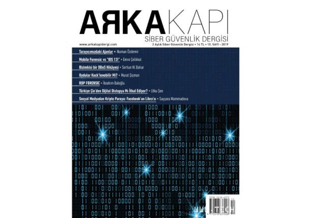 Arka Kapı dergisi