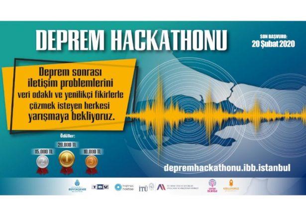 Deprem Hackathonu