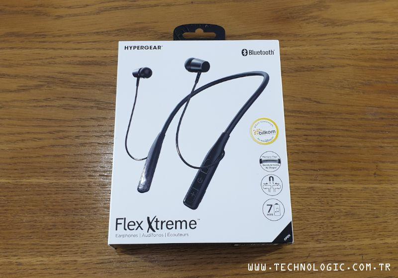 Hypergear Flex Xtreme kablosuz kulaklık incelemesi [Video]
