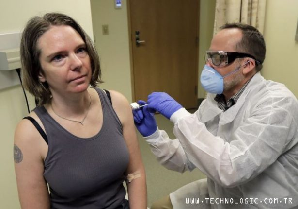 Coronavirüs aşısı