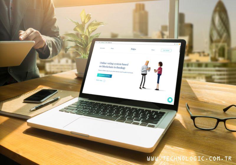 oylama makinesi Polys online voting
