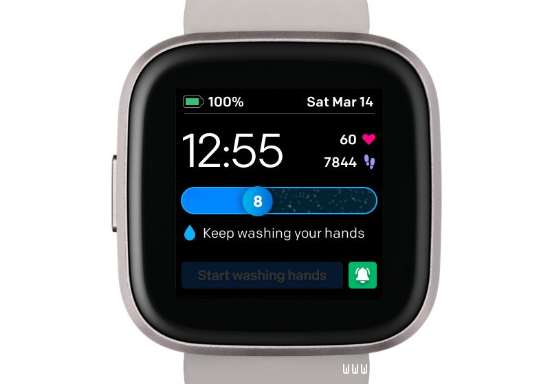Fitbit akıllı saat