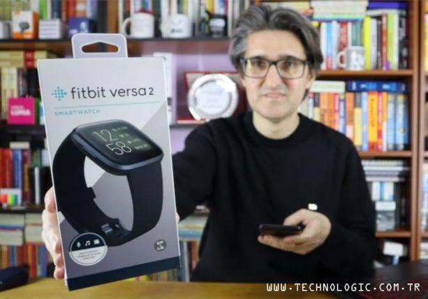 Fitbit Versa 2 akıllı saat incelemesi