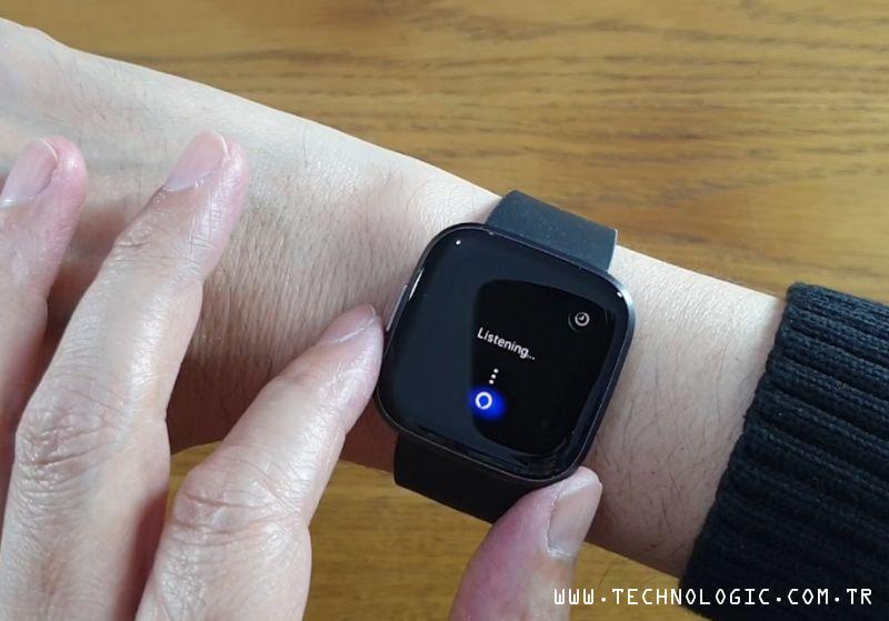 Fitbit Versa 2, Amazon Alexa Asistan