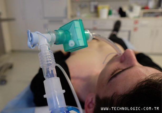 solunum cihazı ventilator