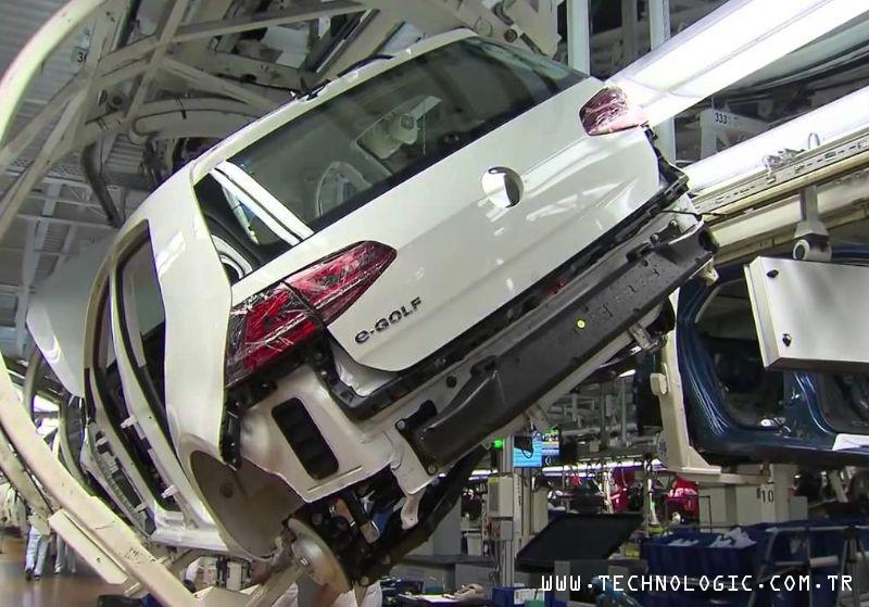 Volkswagen vw otomotiv