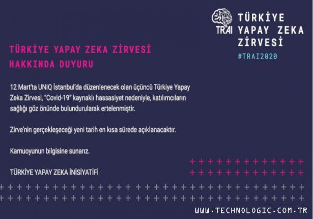 Türkiye Yapay Zekâ Zirvesi