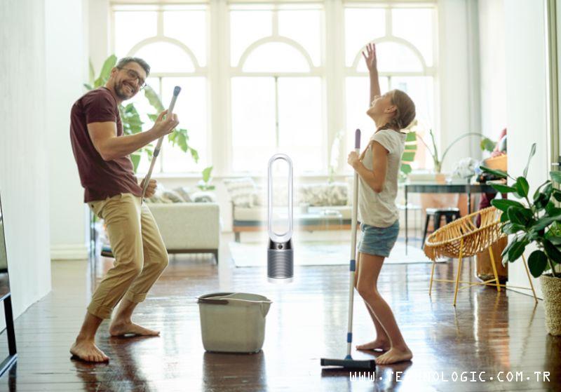 Hava temizleyici hava temizleme cihazi