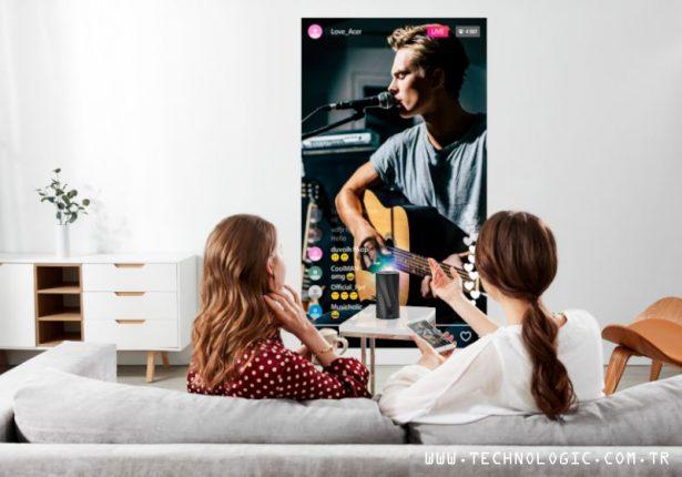 Acer projektörler