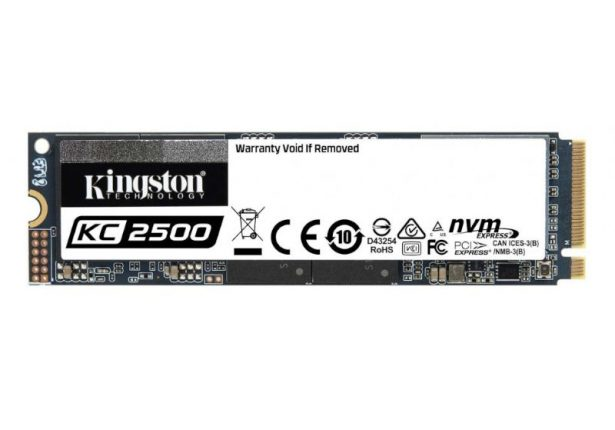 Kingston NVMe PCIe SSD