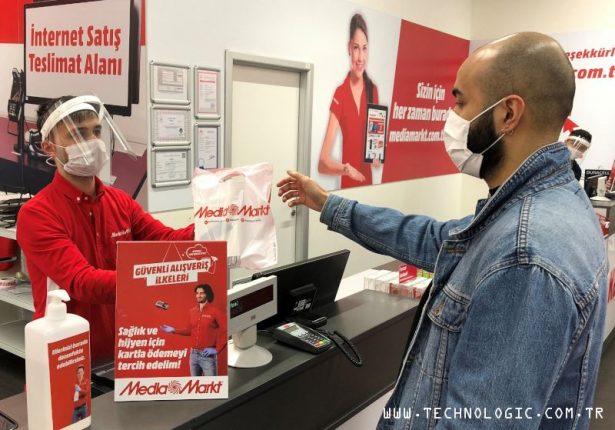 MediaMarkt mağazaları