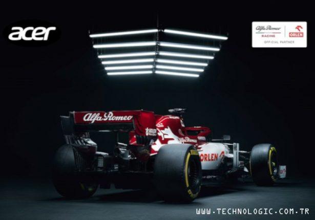 acer Alfa Romeo Racing ORLEN