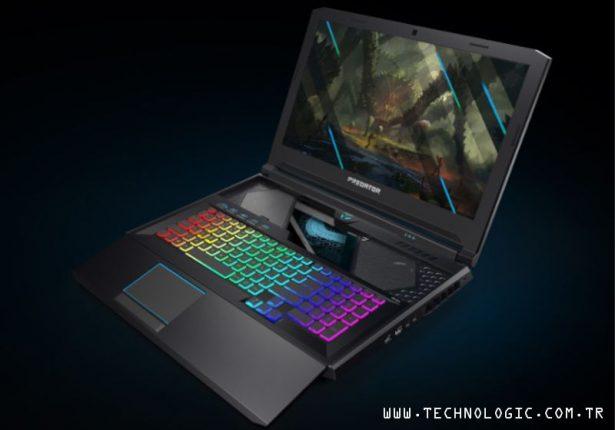 taşınabilir oyun bilgisayarları acer-PredatorHelios700