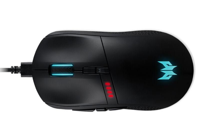 Predator Cestus 350 Mouse: Hassaslık, Hız ve Tarz