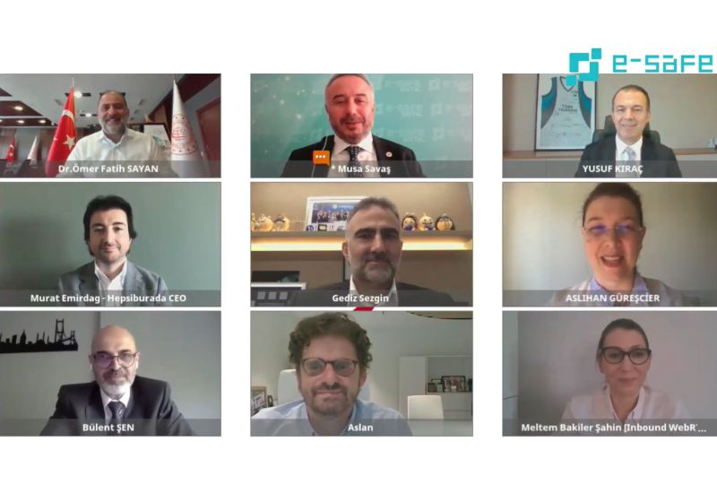 Sentez Medya,e-Safe Digital, Ömer Fatih Sayan,ETBİS,