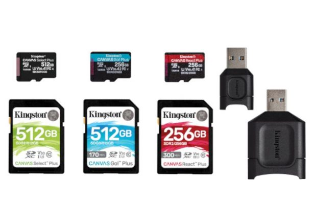 MicroSD kart