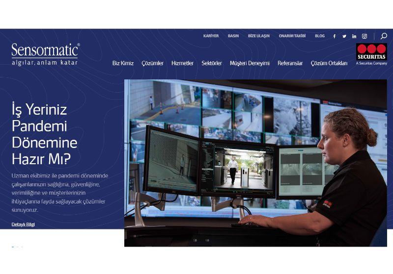 sensormatic-web-sites