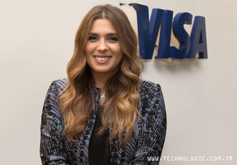 Visa Türkiye Genel Müdürü Merve Tezel