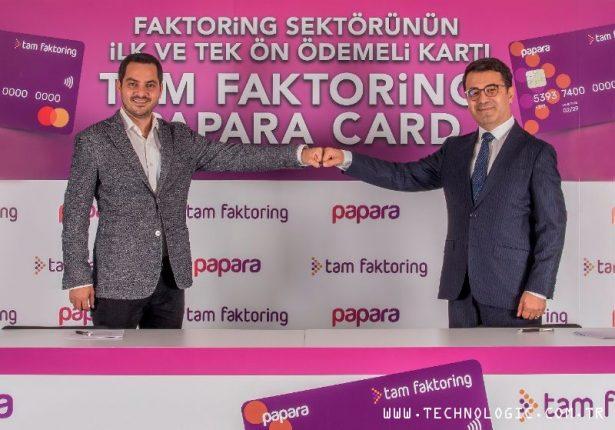 Papara Card
