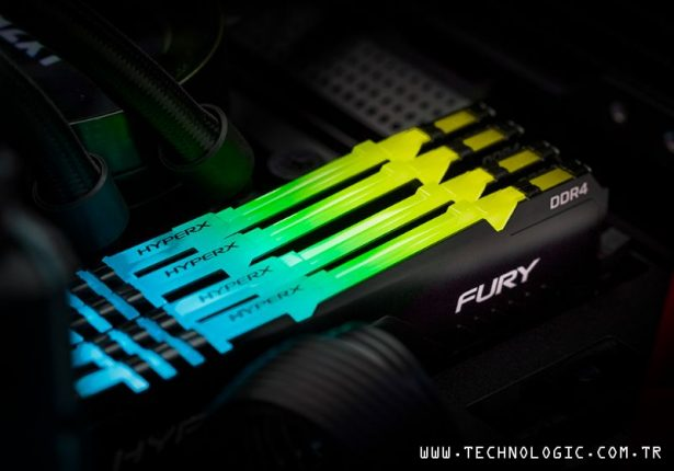 HyperXFURYDDR4RGB