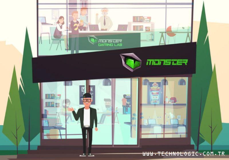 Monster Gaming Lab