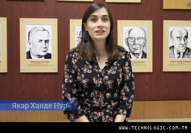 Hande_Nur_Yakar nükleer eğitimi