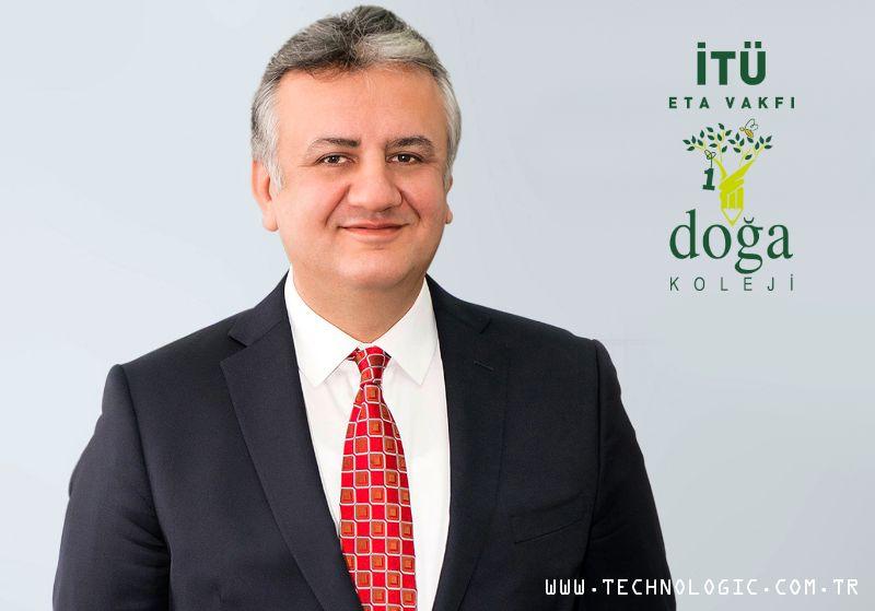 İTÜ ETA Vakfı Doğa Koleji Yönetim Kurulu Başkanı Serhat Özeren