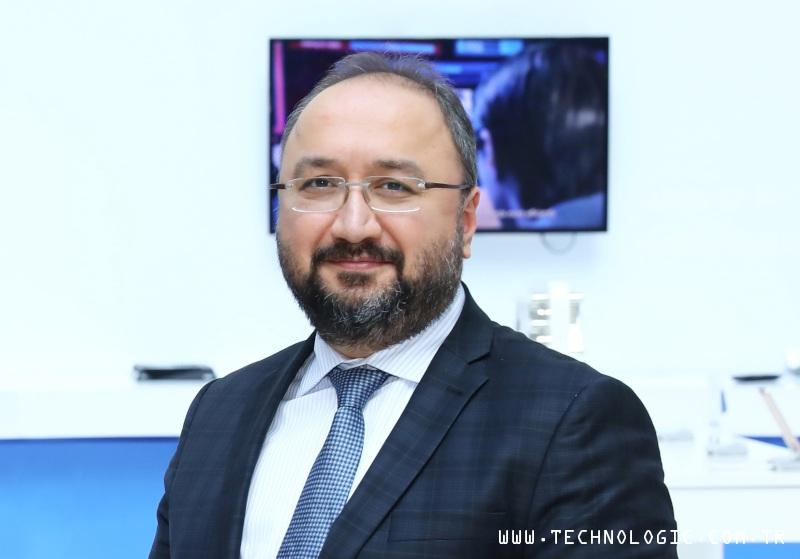 Netaş CEO'su Ali Emir Eren