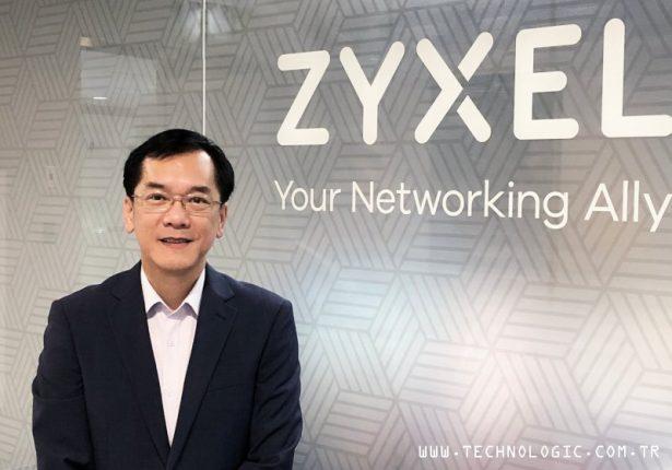 Zyxel Bilgi Güvenliği Genel Müdür Yardımcısı Edward Yu